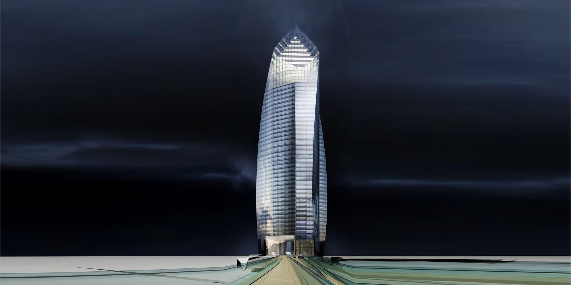 Pontoise Tower