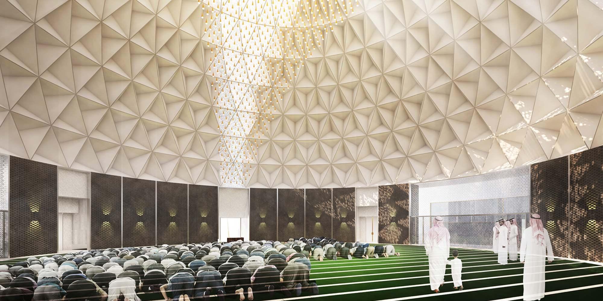 <p>J. B. Mosque</p>