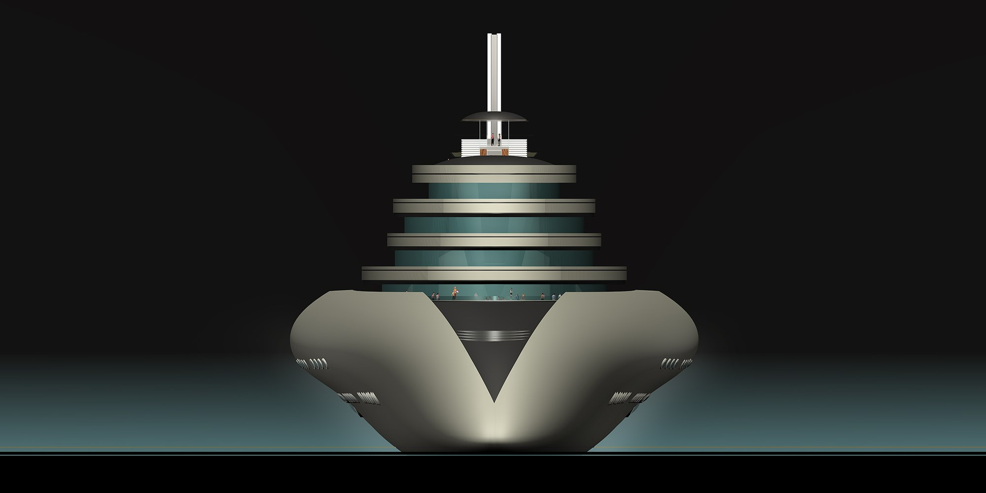 <p>PRIVATE YACHT</p>